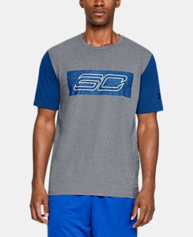Men's SC30 Logo Short Sleeve T-Shirt  1  Color Available $34.99 to $35