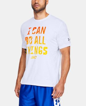 Men's SC30 I Can Do All Things Short Sleeve T-Shirt  3  Colors Available $34.99 to $35