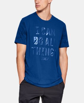 New Arrival Men's SC30 I Can Do All Things Short Sleeve T-Shirt  1  Color Available $34.99 to $35
