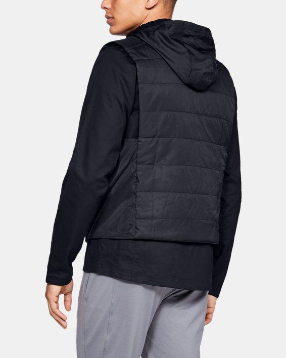 Men's UA Accelerate Transport Jacket, Black, pdpMainDesktop image number 2