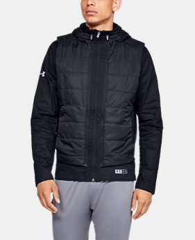 Men's UA Accelerate Transport Jacket  2  Colors Available $180
