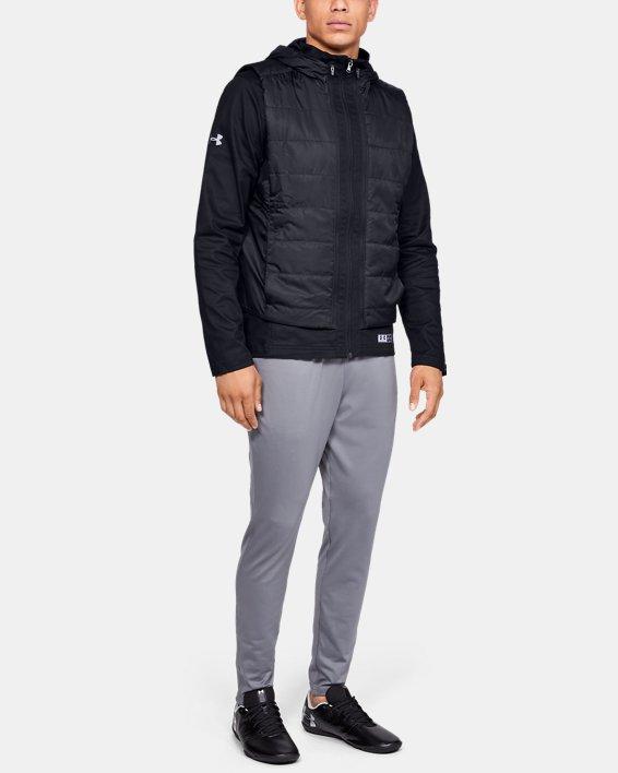 Men's UA Accelerate Transport Jacket, Black, pdpMainDesktop image number 1
