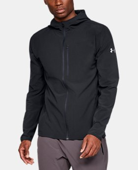 Men's UA Outrun The Storm Jacket  2  Colors Available $100