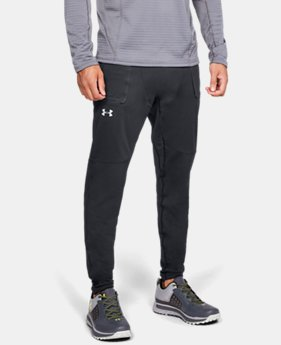 New Arrival Men's ColdGear® Reactor WINDSTOPPER® Pants  1  Color Available $150