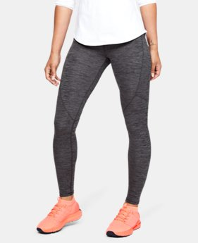 New Arrival  Women's ColdGear® Armour Leggings  2  Colors Available $60