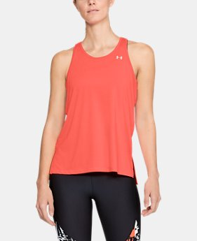 New Arrival Women's HeatGear® Armour Scoop Tank FREE U.S. SHIPPING 1  Color Available $30
