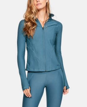 Women's UA Balance Full Zip  1  Color Available $80