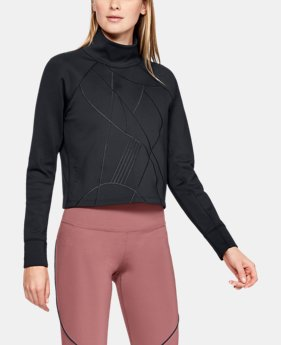New Arrival Women's UA Cozy Long Sleeve  1  Color Available $100