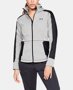 Women's UA Swacket   3  Colors Available $120