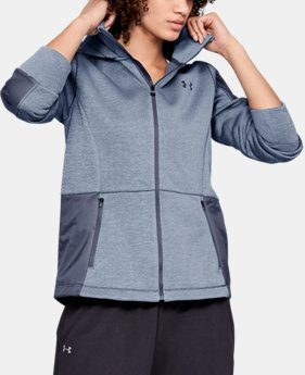 Women's UA Swacket   5  Colors Available $105