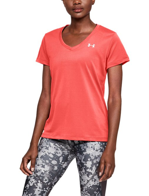 c504304c Women's UA Tech™ V-Neck