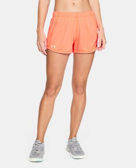 Women's UA Play Up 2.0 Reversible Shorts  1  Color Available $29.99
