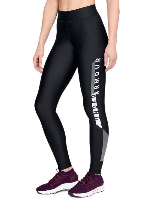 594cdcb4da Women's HeatGear® Armour Graphic Leggings