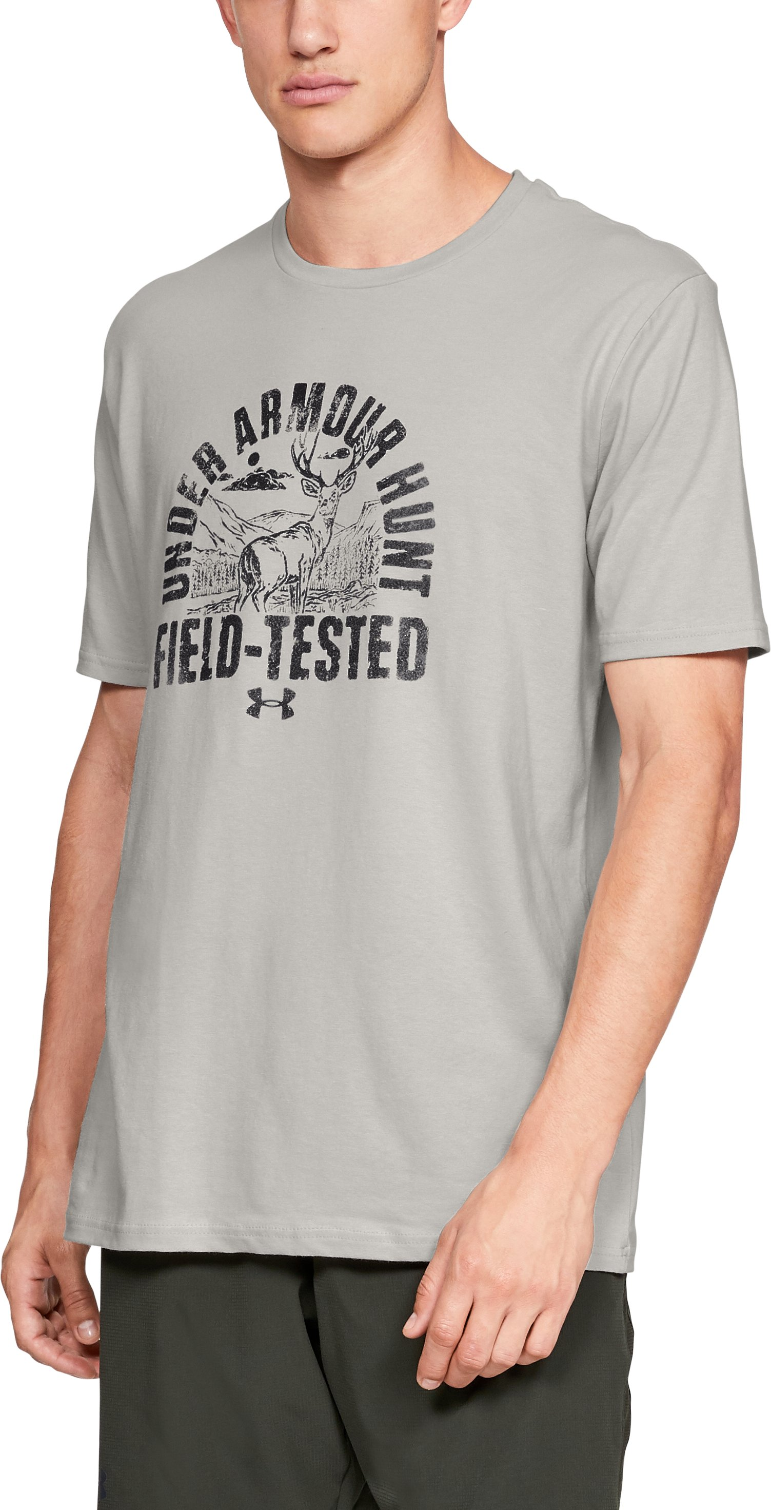 Men's UA Field Tested: Mule Deer, Ghost Gray