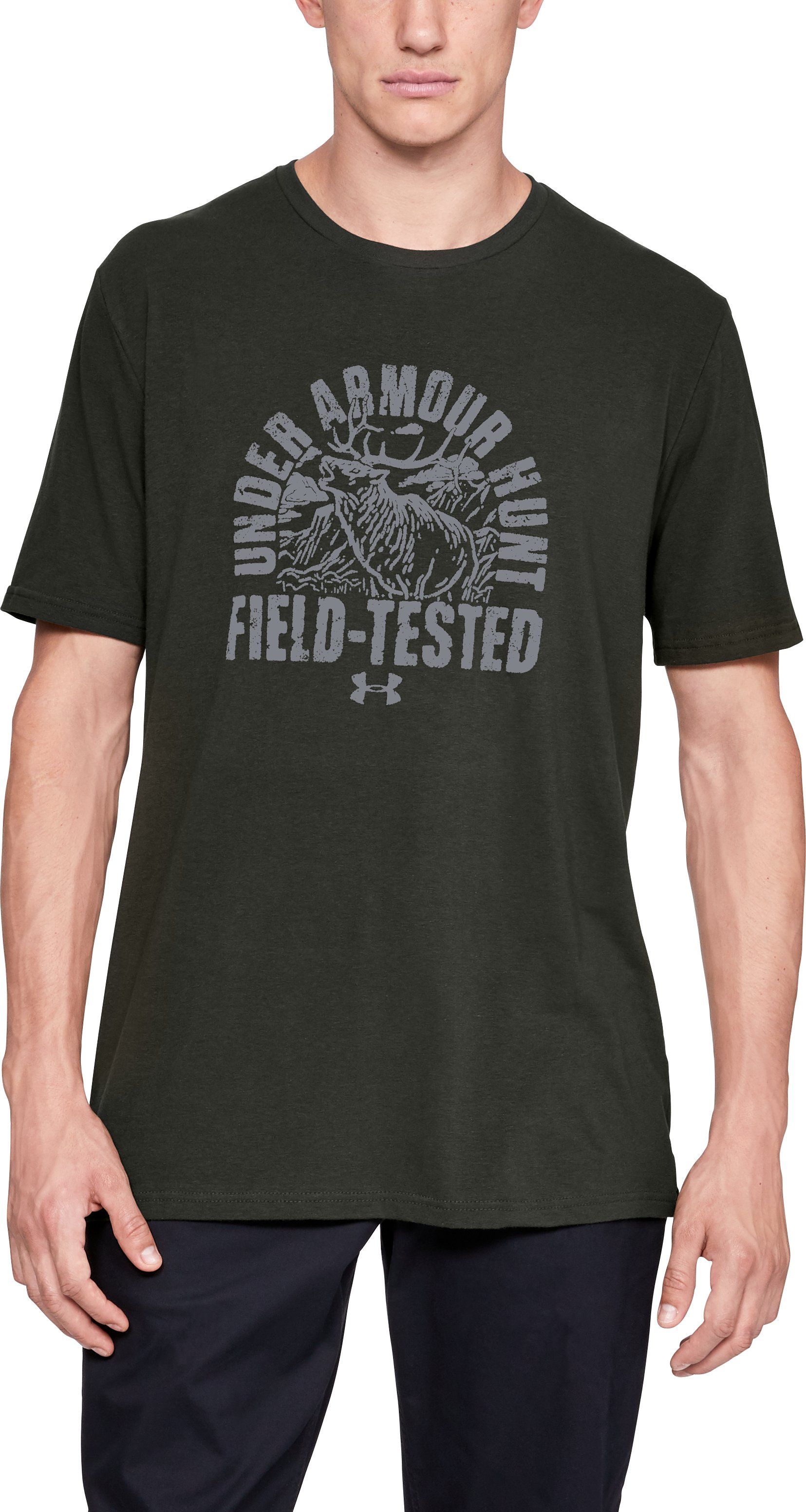 Men's UA Field Tested: Elk, Artillery Green