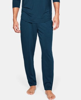 New Arrival Men's Athlete Recovery Sleepwear™ Ultra Comfort Heavyweight Pants  1  Color Available $120