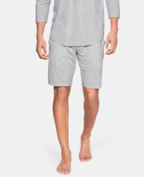 New Arrival  Men's Athlete Recovery Sleepwear™ Ultra Comfort Shorts  3  Colors Available $110