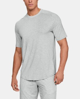 New Arrival  Men's Athlete Recovery Sleepwear™ Ultra Comfort Short Sleeve  3  Colors Available $110