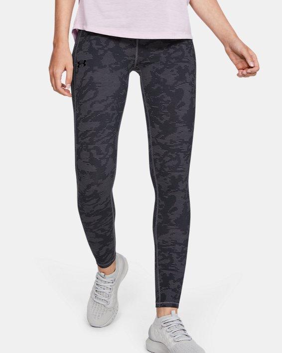 Women's UA Favorite Printed Leggings, Gray, pdpMainDesktop image number 0