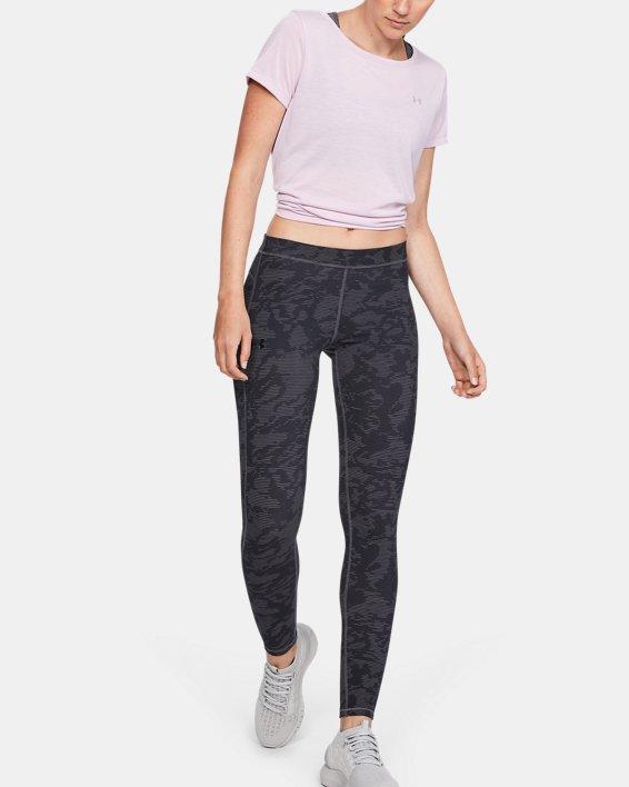 Women's UA Favorite Printed Leggings, Gray, pdpMainDesktop image number 1