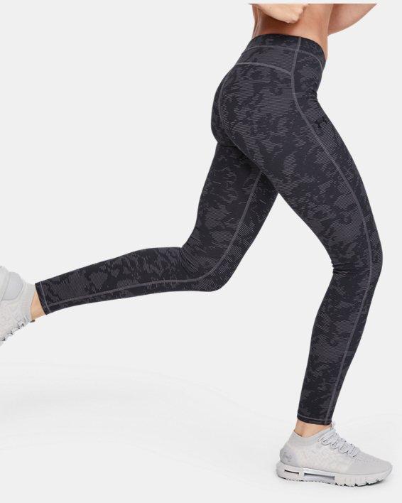 Women's UA Favorite Printed Leggings, Gray, pdpMainDesktop image number 3