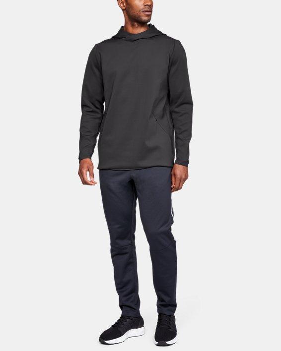 Men's UA RECOVER™ Track Suit Elite Hoodie, Gray, pdpMainDesktop image number 1