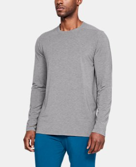 New Arrival Men's Athlete Recovery Long Sleeve  2  Colors Available $100