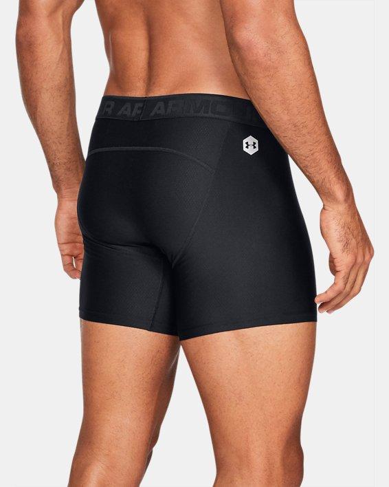 Men's UA RECOVER™ Boxerjock®, Black, pdpMainDesktop image number 1