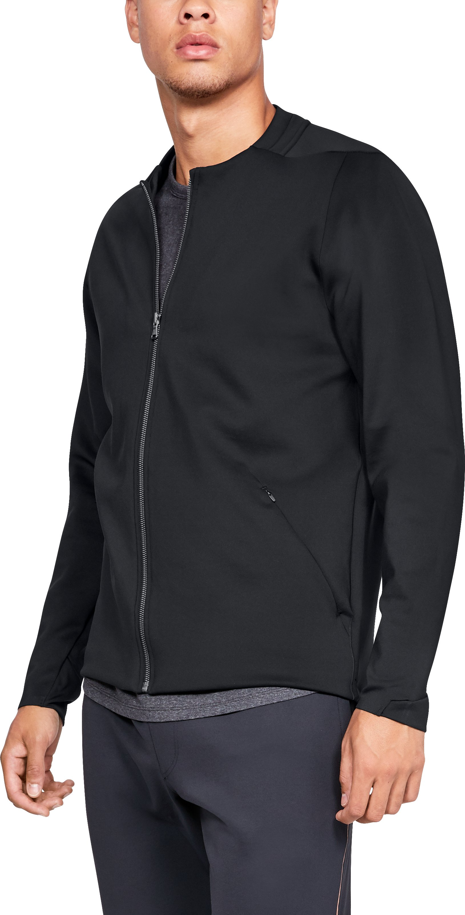 Men's Athlete Recovery Track Suit™ Elite Bomber 2 Colors $180.00