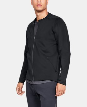 New Arrival  Men's Athlete Recovery Track Suit™ Elite Bomber  1  Color Available $220