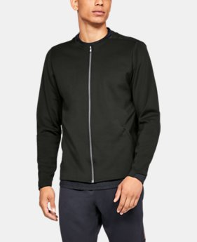Best Seller Men's Athlete Recovery Track Suit™ Elite Bomber  1  Color Available $180
