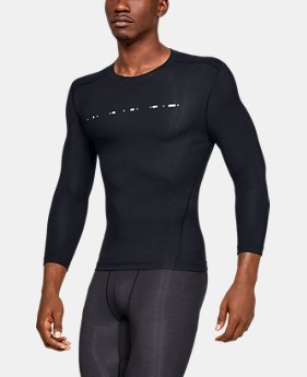New Arrival  Men's Athlete Recovery Compression™ ¾ Sleeve  1  Color Available $120