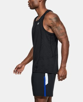 Men's UA Swyft Singlet  2  Colors Available $40
