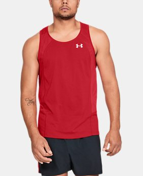 Men's UA Swyft Singlet  5  Colors $40