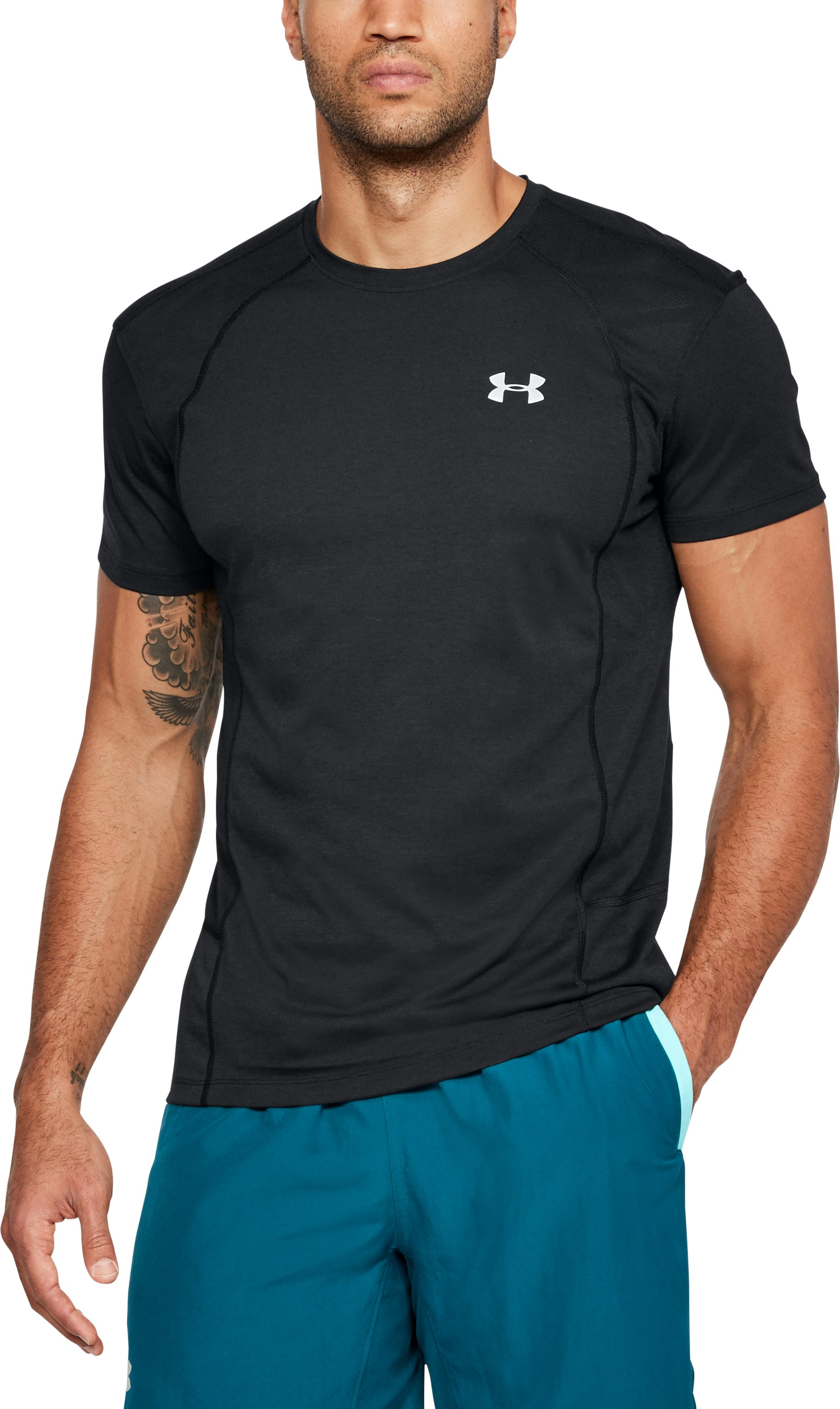 Men's UA Swyft T-Shirt, Black