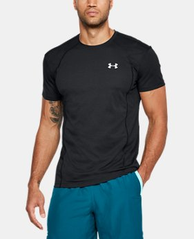 Men's UA Microthread Swyft T-Shirt LIMITED TIME: FREE U.S. SHIPPING 12  Colors Available $40