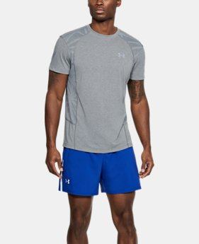 Men's UA Swyft T-Shirt  1  Color Available $30.99 to $33.75