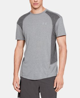 Men's UA Swyft T-Shirt FREE U.S. SHIPPING 2  Colors Available $40