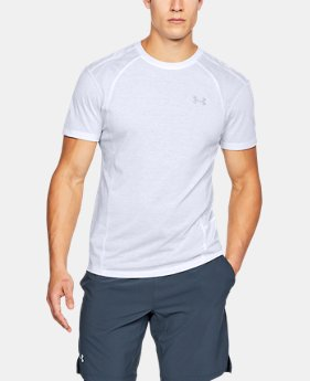 Men's UA Microthread Swyft T-Shirt FREE U.S. SHIPPING  $40