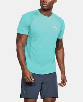 New Arrival  Men's UA Swyft Short Sleeve  1 Color $45