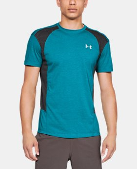 Men's UA Swyft T-Shirt  6  Colors Available $20 to $34
