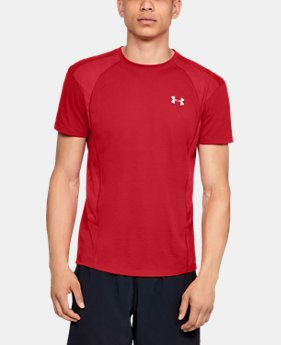 Men's UA Microthread Swyft T-Shirt LIMITED TIME: FREE U.S. SHIPPING 1  Color Available $40