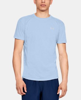 Men's UA Microthread Swyft T-Shirt FREE U.S. SHIPPING 5  Colors Available $40