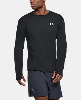 Men's UA Swyft Long Sleeve   $60