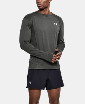 Men's UA Swyft Long Sleeve  1 Color $50