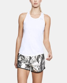 New Arrival Women's UA Swyft Racer Tank  1 Color $35