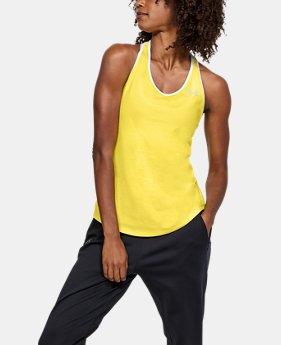 Women's UA Microthread Swyft Racer Tank LIMITED TIME: FREE U.S. SHIPPING 1  Color Available $35