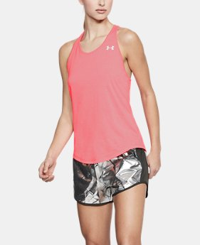 Women's UA Swyft Racer Tank  1 Color $35