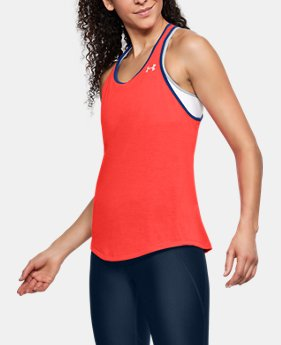 New Arrival Women's UA Swyft Racer Tank  2 Colors $35