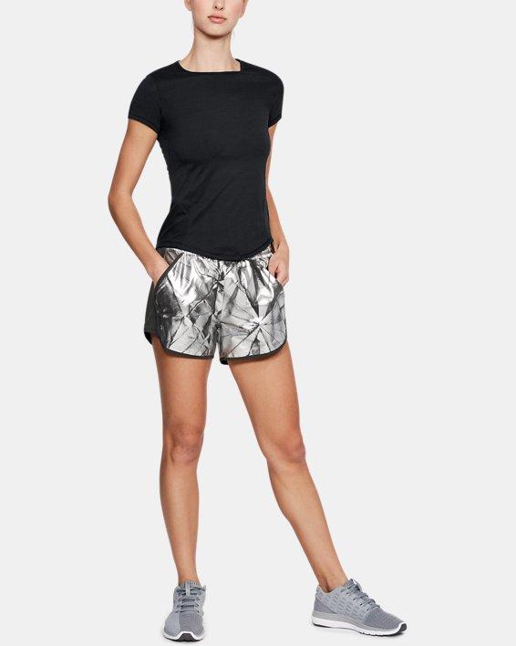 Women's UA Swyft Short Sleeve, Black, pdpMainDesktop image number 0